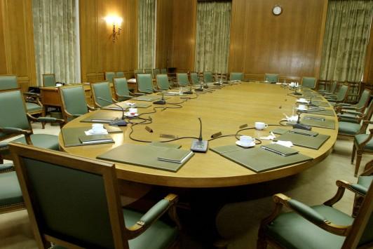 H Νέα Κυβέρνηση όπως ανακοινώθηκε.