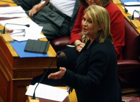 ΕΚΠΛΗΞΗ: Παραιτήθηκε η Σοφία Βούλτεψη πριν αναλάβει!!!