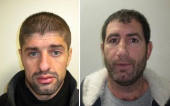 Αυτοί είναι οι δύο δραπέτες που έπεσαν νεκροί από τα πυρά των αστυνομικών