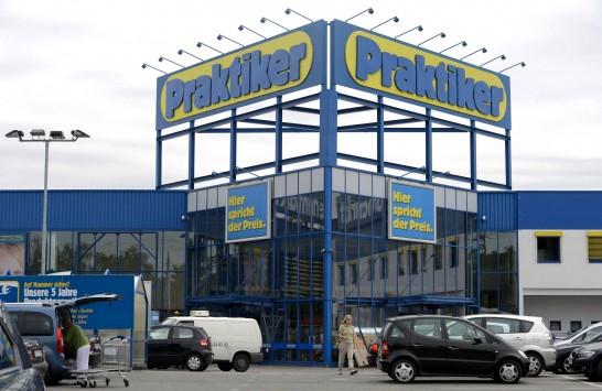 Λουκέτο στην Γερμανική Praktiker! Δεν κινδινεύουν τα καταστήματα της Ελλάδας.
