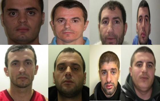 Αιτωλοακαρνανία: Με 20 σφαίρες σκότωσαν τους δύο Αλβανούς δραπέτες!