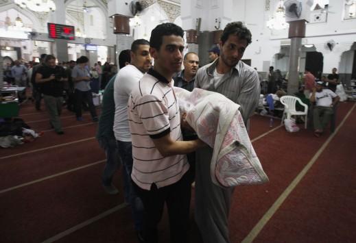"""Οι δολοφόνοι ισλαμοασίστες η αλλιώς αδελφοί μουσουλμάνοι """"στήνουν """"βίντεο με δήθεν νεκρούς...."""