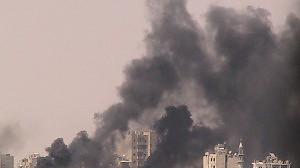Ωμή επέμβαση στη Συρία από τους Αμερικανούς αφού δήθεν ο Ασαντ έριξε τα χημικά.