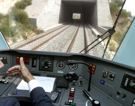 Λάρισα: Ο πατέρας έκανε μάθημα οδήγησης ....τρένου στην ....κόρη του με το τρένο γεμάτο.