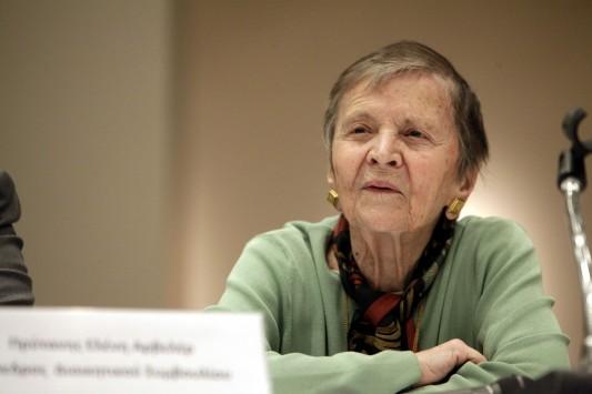 Ελένη Γλύκατζη Αρβελέρ: Βλάκας ο Σταυρίδης - Παράδειγμα βλακείας ο Αδωνις Γεωργιάδης
