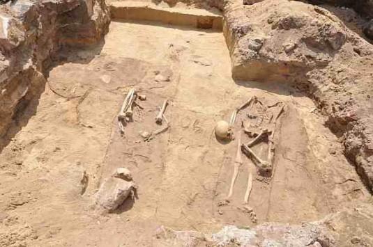 Βρήκαν σκελετό βρικόλακα θαμμένο στην Βουλγαρία.