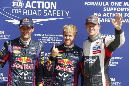 Monza Formula 1: Το 1-2 για την Red Bull με τον Vettel στην pole position....