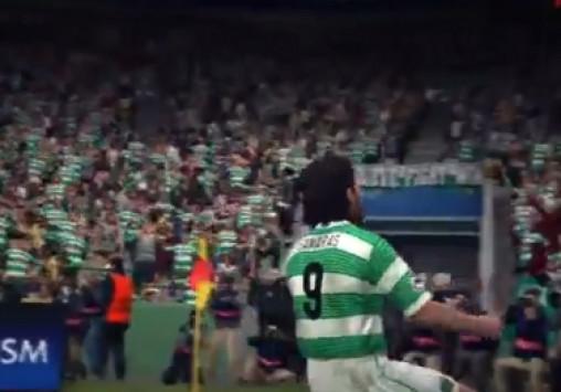Ο Σαμαράς πρωταγωνιστής του τρέιλερ του Pro Evolution Soccer (VIDEO)