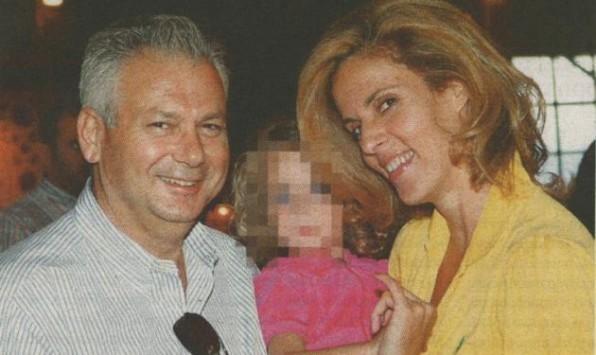 Συνελήφθη και η Ρεβέκκα Σκαφτούρου πρώην σύζυγος του Γιάννη Καρούζου