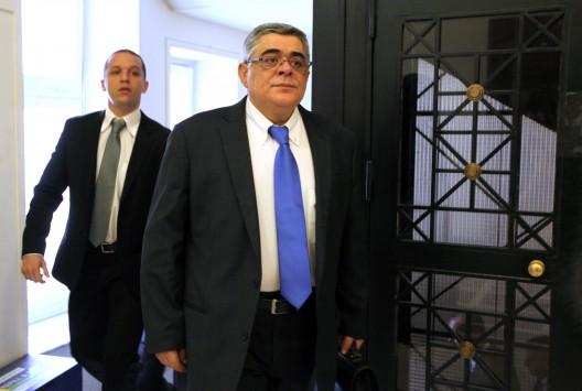 Συνελήφθησαν Μιχαλολιάκος και Κασιδιάρης - Εντάλματα για Λαγό, Παναγιώταρο και Μίχο