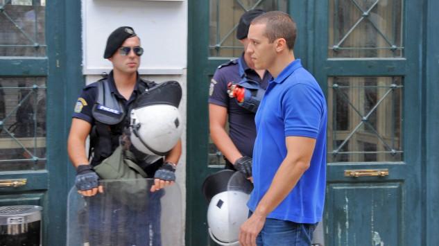 Ο Κασιδιάρης πριν ένα χρόνο έβριζε και έλεγε άσχετο τον δικηγόρο που επέλεξε να τον εκπροσωπήσει - VIDEO