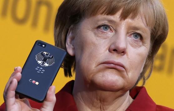 Έτσι παρακολουθούσαν το κινητό της Μέρκελ! Η Suddeutsche Zeitung αποκαλύπτει!