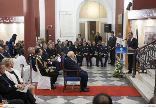 Παρέμβαση Παπούλια: ''Θα ξεπεράσουμε την κρίση''