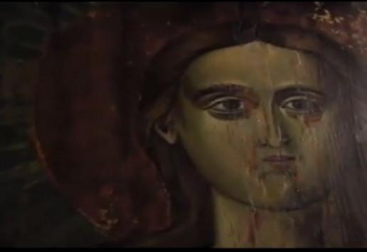 «Στέρεψε» το δάκρυ του Ταξιάρχη στη Ρόδο - Συνεχίζεται το προσκύνημα