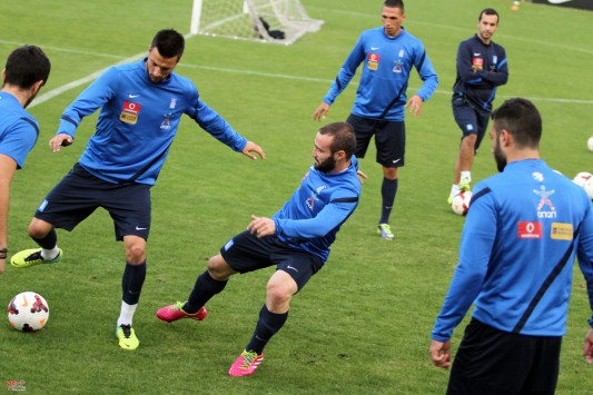 Η... μεγάλη ώρα της Εθνικής! Ελλάδα - Ρουμανία (21.45)