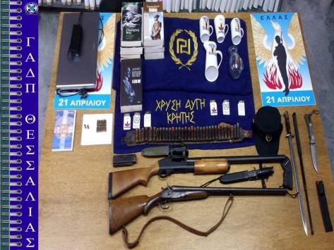 Εισβολή της αντιτρομοκρατικής στο σπίτι ταγματάρχη του Στρατού - Πληροφορίες για ύποπτο όπλο τύπου scorpion