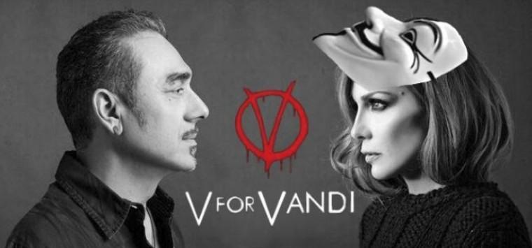Χαμός στα social media με Βανδή – Σφακιανάκη! Τα υποστηριχτικά σχόλια στην Δέσποινα