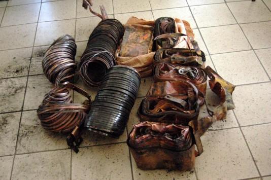 Είχαν κλέψει εννέα μετασχηματιστές της ΔΕΗ από περιοχές της Αιγιάλειας