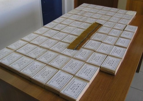 Δράμα: Έκρυβε στην αποθήκη 14.000 παράνομα φυσίγγια!