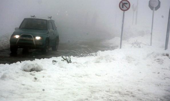 Χιόνια ακόμα και στην Αττική την Τρίτη - Πού θα χτυπήσει το κύμα ψύχους