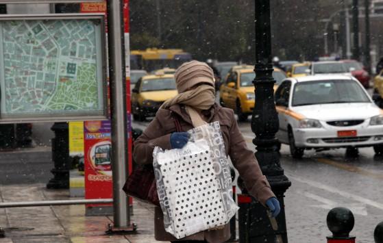 Έρχεται χιονιάς - Πότε θα χτυπήσει το νέο κύμα - Αναλυτικά η πρόγνωση του καιρού