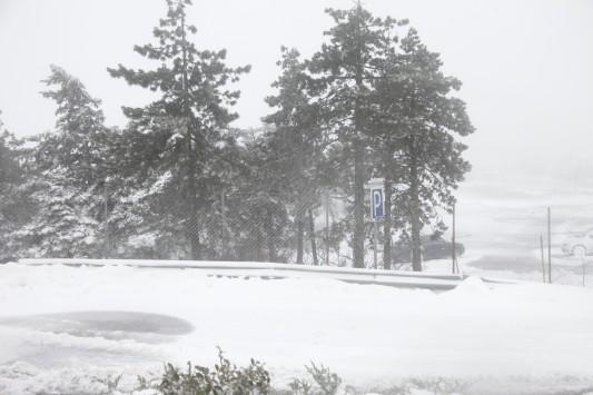 Κακοκαιρία σε όλη τη χώρα την Τρίτη - Θα χιονίσει και στα βόρεια προάστια της Αττικής - Θυελλώδεις άνεμοι