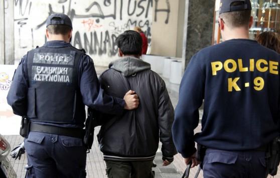 Σύλληψη δουλεμπόρων στην Ορεστιάδα