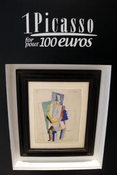 Αγόρασε πίνακα του Πικάσο... 100 δολάρια!
