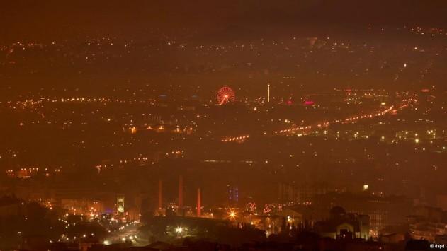 Η αιθαλομίχλη της Ελλάδας έφτασε μέχρι την Γερμανία! Οι Έλληνες λόγω της φτώχειας κινδυνεύουν από καρκίνο