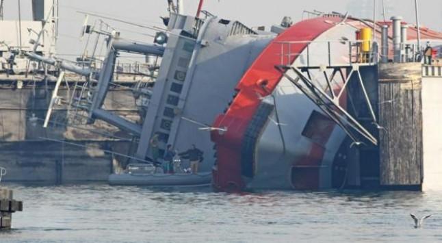 Τραγικό δυστύχημα με 10 νεκρούς! Ρυμουλκό τους `πλάκωσε` σε τουρκικό ναυπηγείο - ΒΙΝΤΕΟ