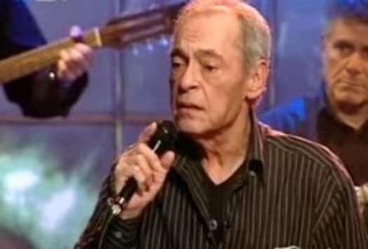 Πέθανε τα ξημερώματα ο τραγουδιστής και ηθοποιός Νίκος Δημητράτος
