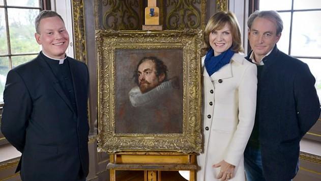 Τηλεοπτική εκπομπή βρήκε χαμένο πίνακα του van Dyke