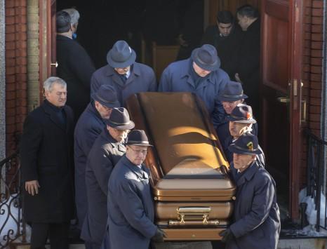 Λες και έβλεπες το Νονό! Κηδεύτηκε ο μεγαλύτερος μαφιόζος του Καναδά - ΦΩΤΟ