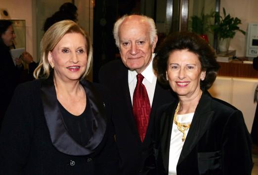 Πέθανε ο πατριάρχης του ελληνικού κοσμήματος Ηλίας Λαλαούνης