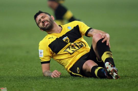 `Αντίο` στο ποδόσφαιρο από τον Παυλή λόγω προβλήματος υγείας