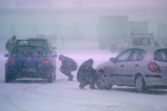 Έκτακτο δελτίο επιδείνωσης του καιρού - Καταιγίδες και ισχυροί άνεμοι ανήμερα των Θεοφανείων - Οδηγίες προς τους πολίτες