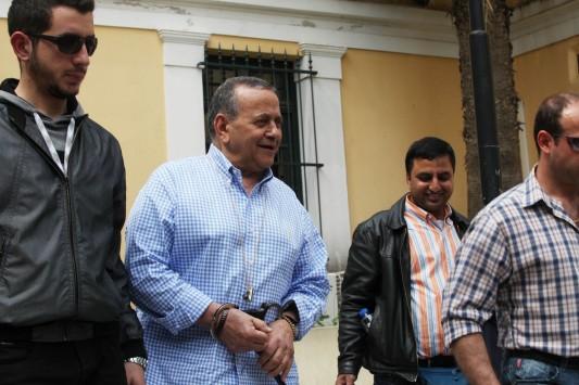 Τι δηλώνει ο Γιώργος Κουρής για τη σύλληψή του