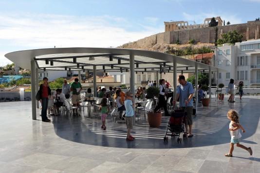 Το εστιατόριο του Μουσείου της Ακρόπολης στα πέντε καλύτερα του κόσμου