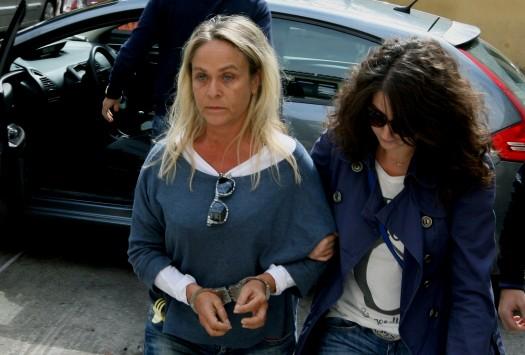 Στην φυλακή η χρυσαυγίτισσα Θέμις Σκορδέλη