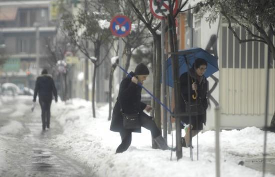 Iσχυρές καταιγίδες, χιόνια, κρύο και θυελλώδεις άνεμοι - Πού θα χτυπήσει η κακοκαιρία τις επόμενες ώρες