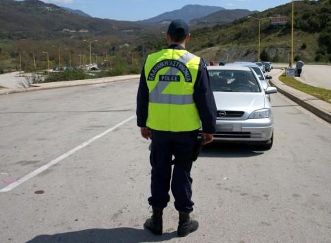 Έπιασαν στα σύνορα τον Αλβανό ληστή της Μεσσηνίας