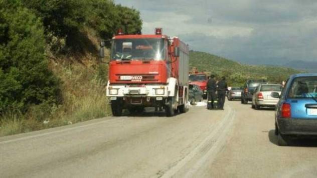 Τρίκαλα: Όχημα της ΔΕΗ έπεσε σε χαράδρα - Πήδηξαν και σώθηκαν δύο υπάλληλοι!