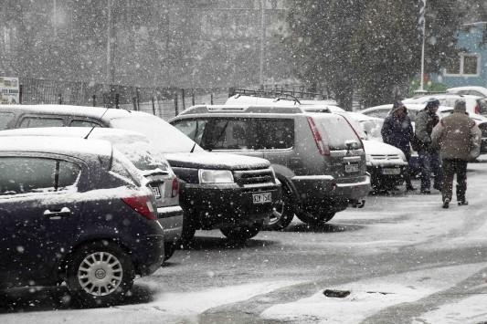 Παγετός, καταιγίδες και χιόνια τη Δευτέρα
