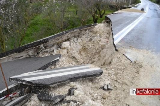 Ισοπεδώθηκαν τα πάντα! Εικόνες καταστροφής από τους σεισμούς στην Κεφαλονιά – Μάχη με το χρόνο για να αποκατασταθούν οι ζημιές – Συγκλονιστικές ΦΩΤΟ