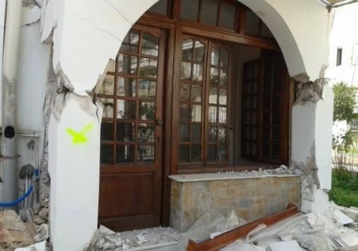 Ανοιξε λογαριασμός για τους σεισμόπληκτους της Κεφαλονιάς
