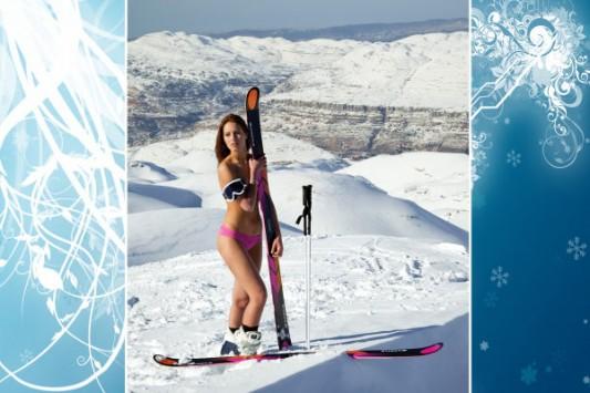 Σάλος από γυμνόστηθη λιβανέζα σκιέρ στους Ολυμπιακούς Αγώνες - ΒΙΝΤΕΟ