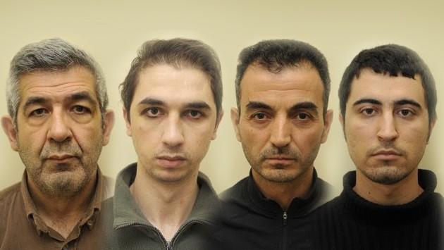 Αυτοί είναι οι Τούρκοι τρομοκράτες που είχαν τη γιάφκα στο Γκύζη – Ψάχνουν τα πραγματικά τους στοιχεία