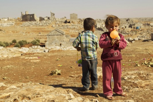 Unisef: 2000 παιδιά από τη Συρία κινδυνεύουν να πεθάνουν από την πείνα