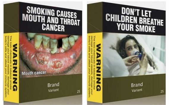 Νέα πακέτα τσιγάρων με ΦΩΤΟ-ΣΟΚ από τις συνέπειες του καπνίσματος - Θα απαγορεύσουν το ηλεκτρονικό τσιγάρο;