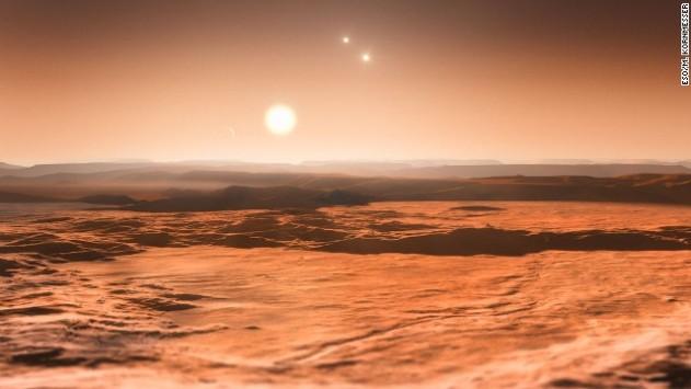 NASA: 715 νέοι εξωπλανήτες! Τέσσερις μπορεί να είναι κατοικήσιμοι!